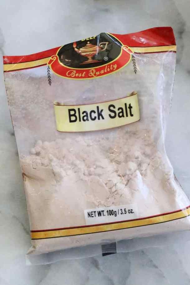 Package photo of Black Salt