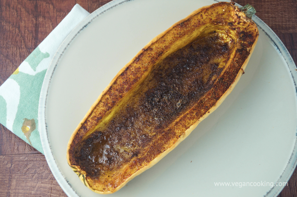 brown sugar squash vegan cooking recipes resources