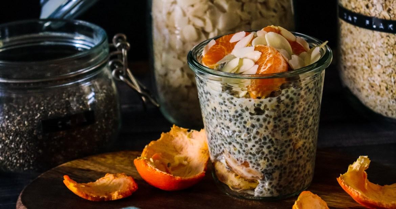 Porridge de chia d'hiver - jeudi veggie