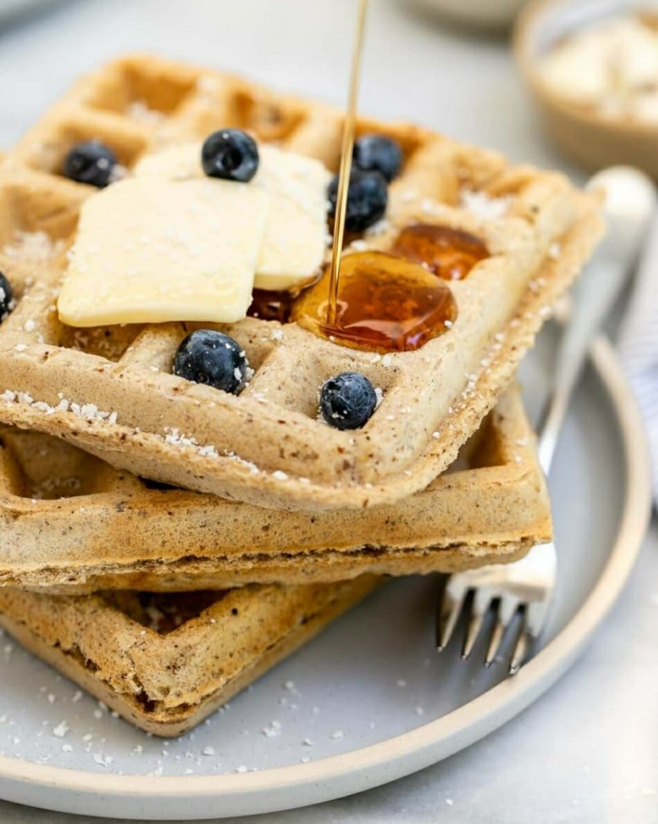 yummy classic one bowl vegan waffles by eatwithclarity multip img 0 45733abf