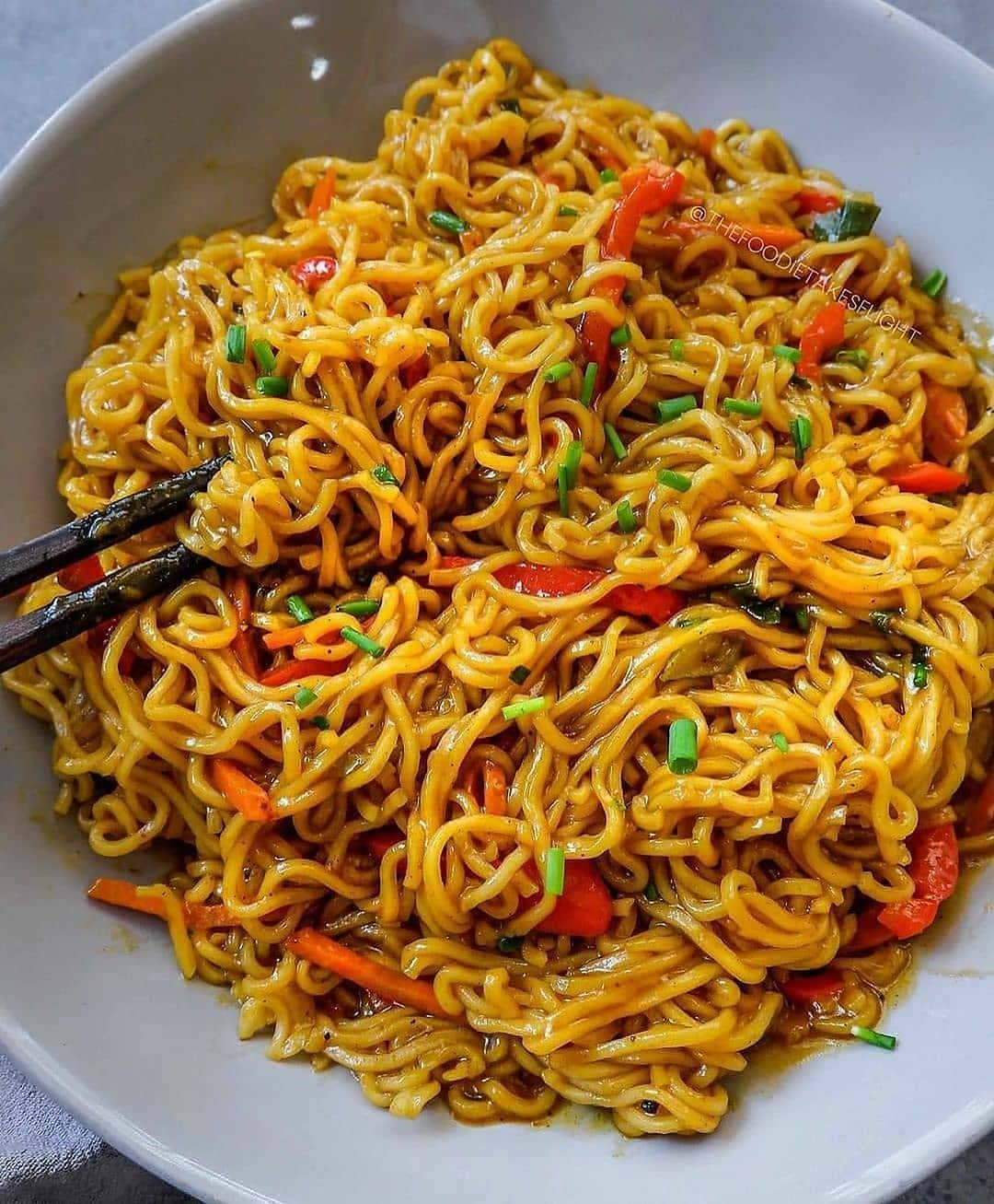 curry & pepper noodles display image  02db5d11