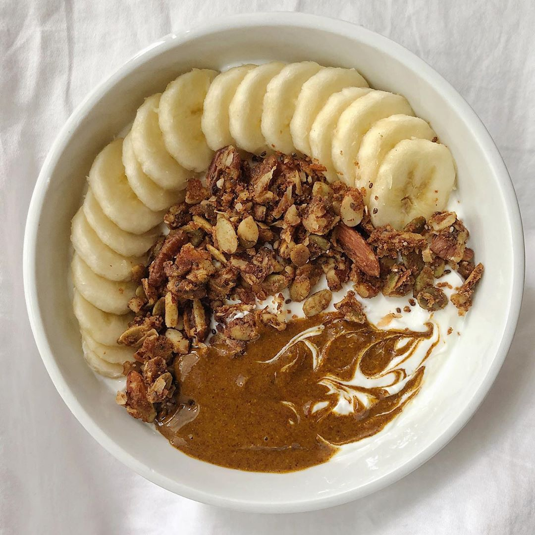 okay just think about pumpkin spice granola right it sou multip img 0 5ed36469