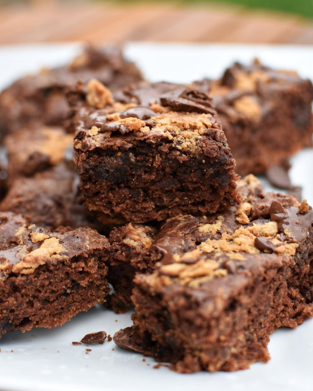 peanut butter brownies  these turned out soooo delicious display image  cff406ff
