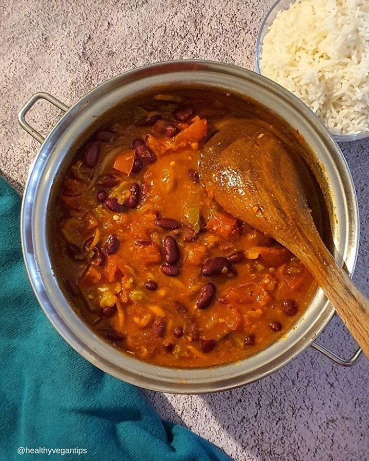 chilli sin carne  who fancies some love this vegani display image  2a9364ba