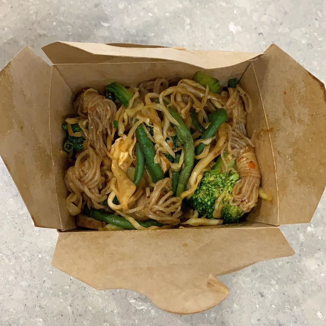 lunch todayyyy was shirataki noodles w green beans broccol multip img 0 c251a0f0