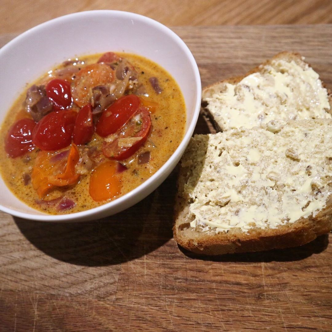 meera sodha tomato curry and homemade bread this is my dad display image  f63becff