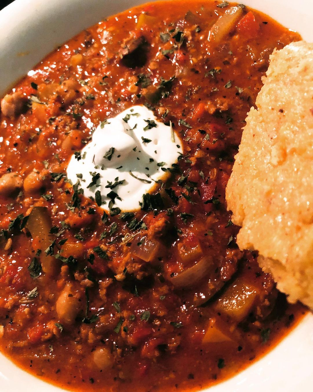 i had to be creative and create a kidney friendly chili with display image  dbbbe990
