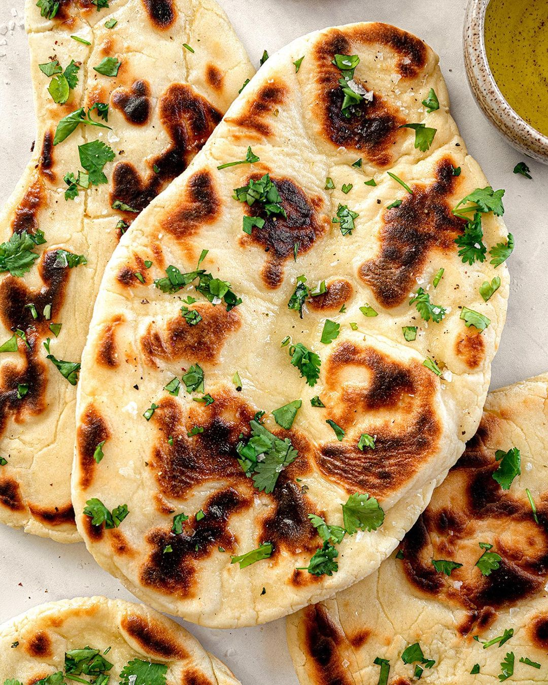 real deal gluten free naan bread  anyone want the recipe display image  b7845cf3