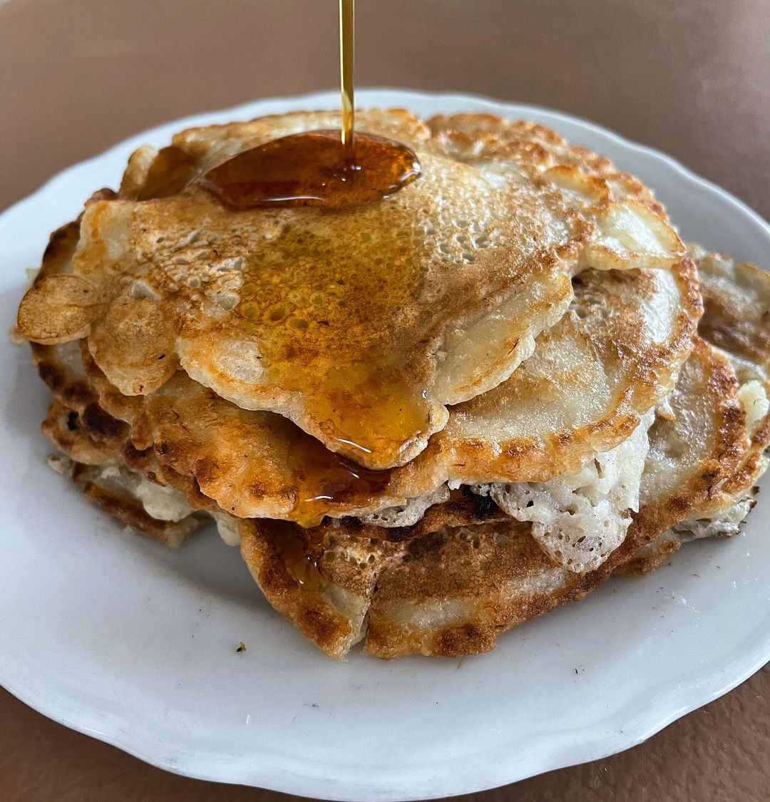 today was just another pancake morning i d display image caddce