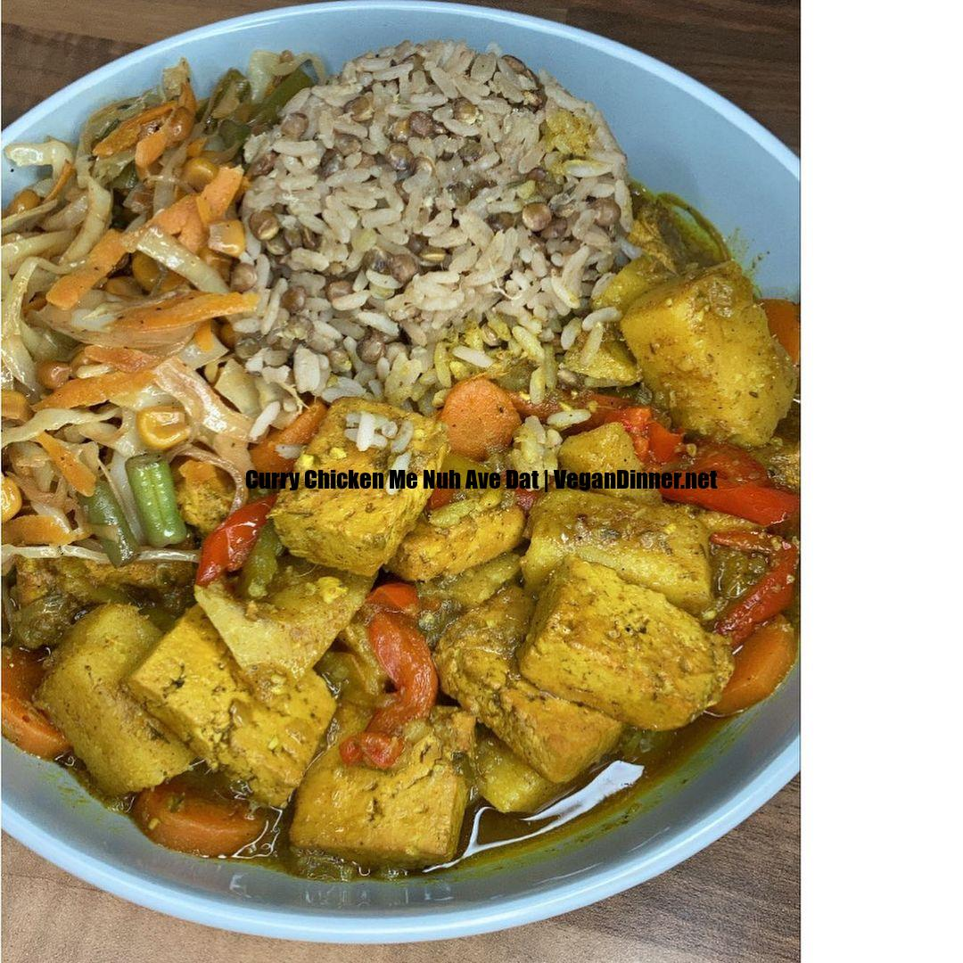 curry chicken me nuh ave dat multip img cf