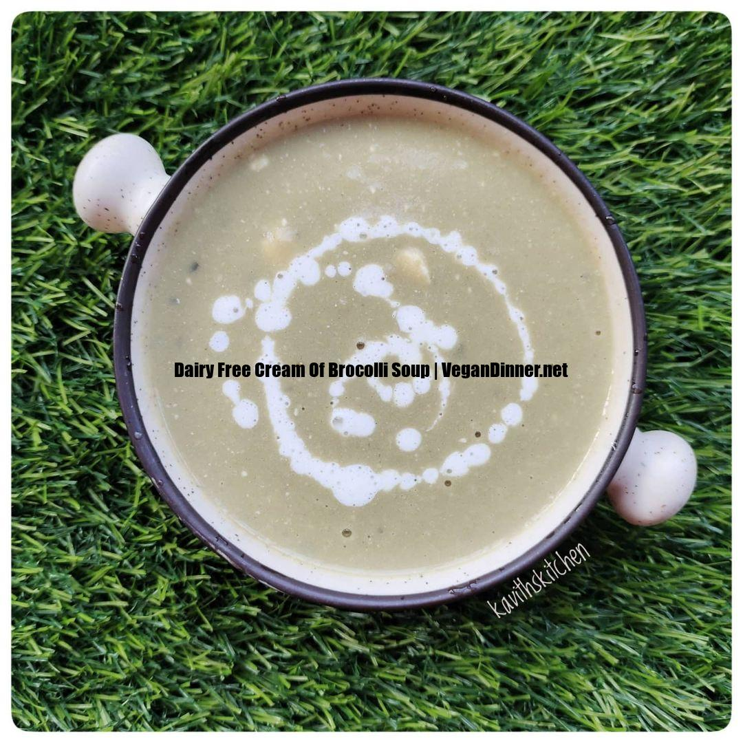 dairy free cream of brocolli soup multip img be