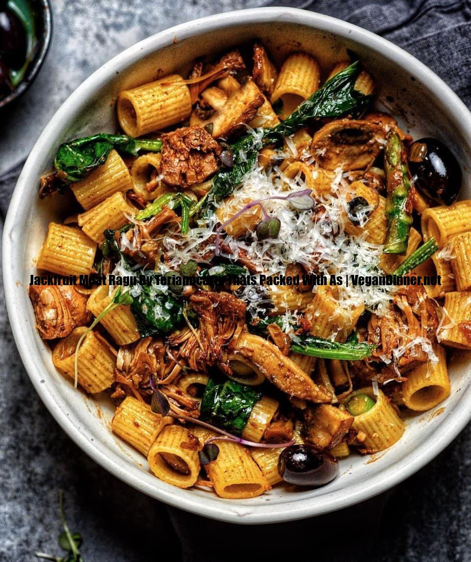 jackfruit meat ragu by terianncarty thats packed with as display image ac