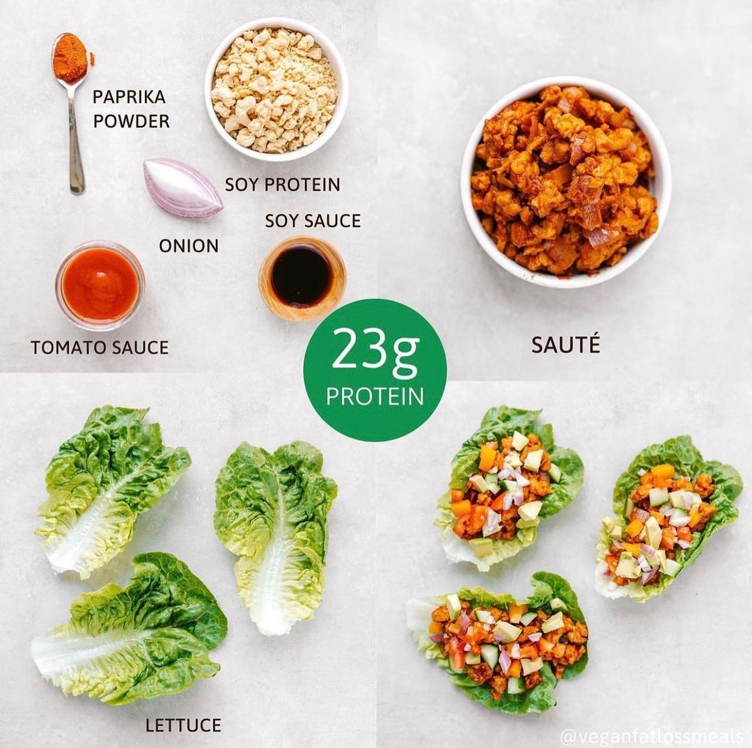 lettuce protein tacos display image ce