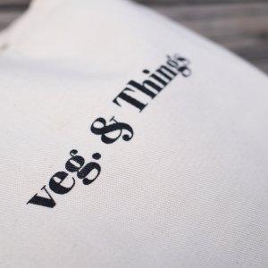veg.&Things有機棉帆布袋