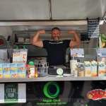 Vegane Events Foodtrailer Hier kocht Alex
