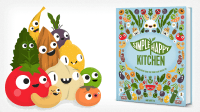 Discover the first illustrated guide to veganism from