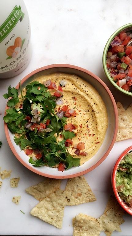 Vegan jalapeno queso recipe