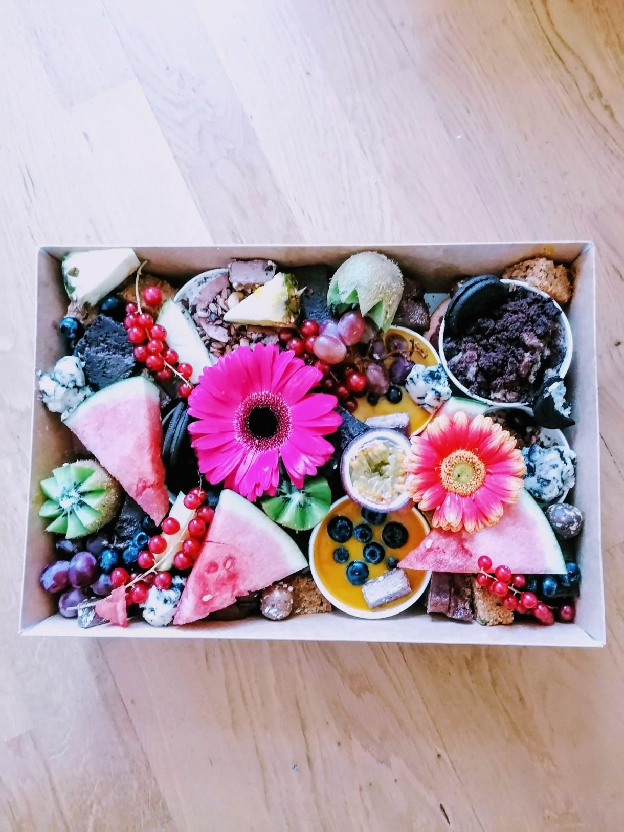 Bali Vegan Brunchbox