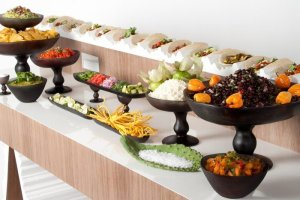 Build-Your-Own-Taco Bar