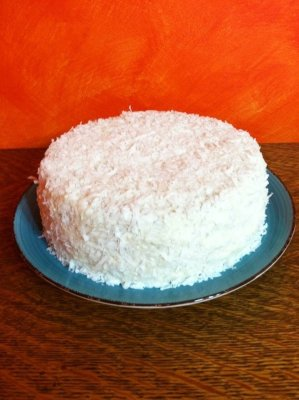 Limoncello Coconut Cake Series – Part 1 – The Limoncello