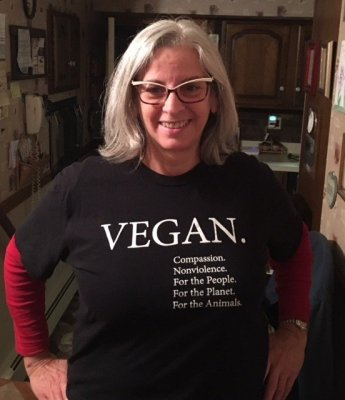 Vegan T-Shirt Advocacy Series – #1