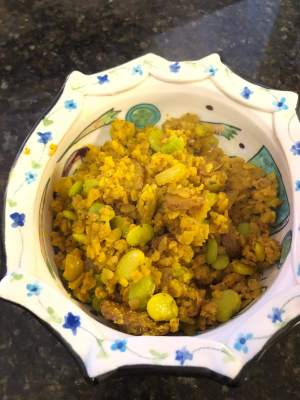 Hearty Pantry Breakfast from Across the Globe – Indian Poha & Masala Chai