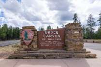 Ingresso del Bryce Canyon