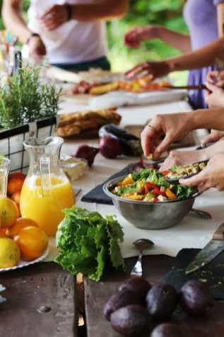 Corso di cucina vegetale