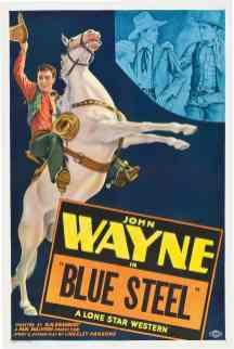 044 John Wayne poster movie