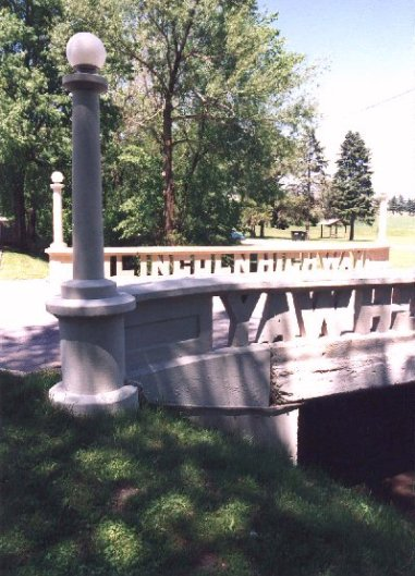 Lincoln Highway bridge in Tama Photos by Paul Walker