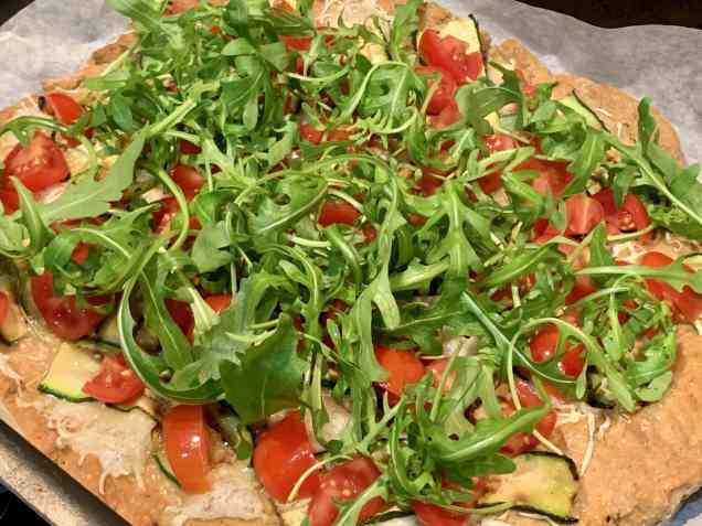 Pizza finita
