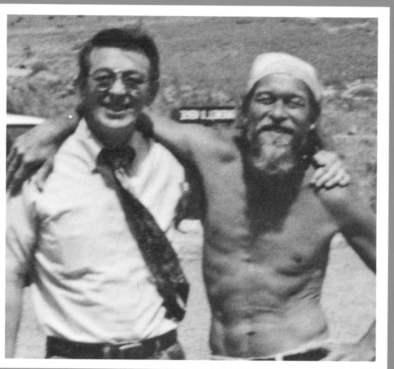 Tom Teague e Bob Waldmire