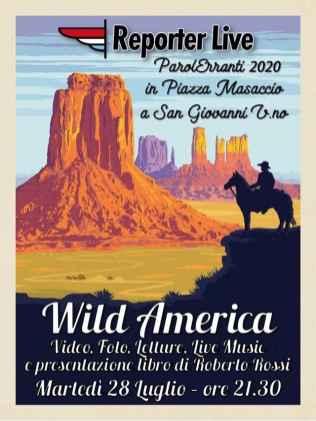 Wild America, viaggio nel vecchio west