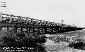 ponte sul North Fork