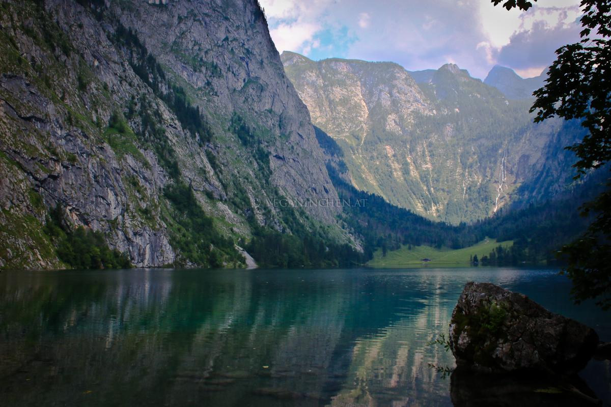 Obersee, Röthbachwasserfall, Fischunkelalm