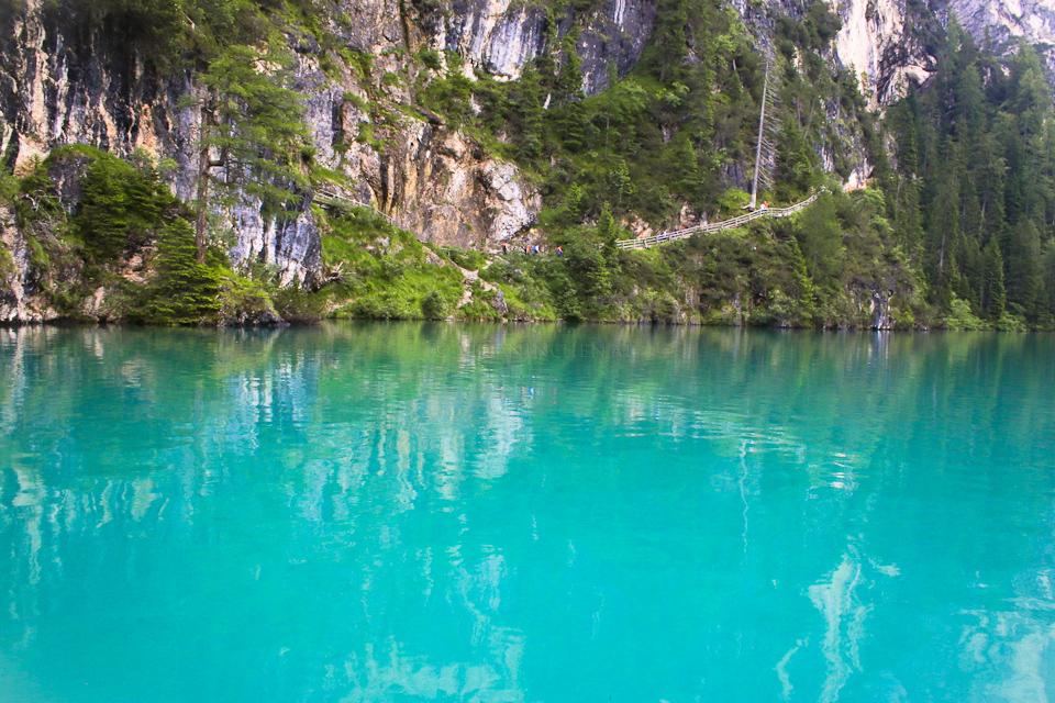 Pragser Wildsee - Farbe