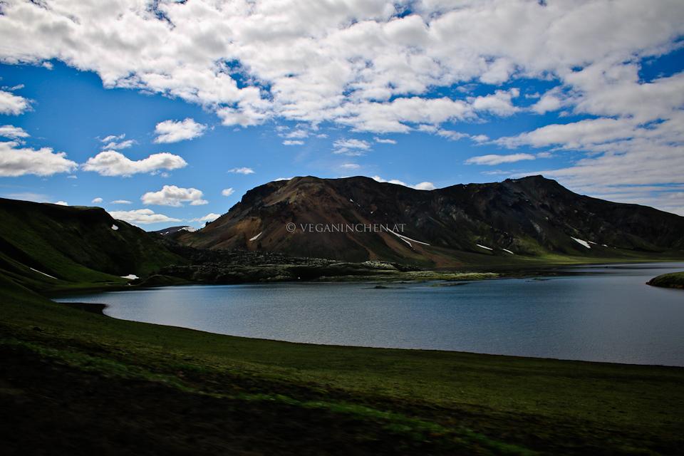Frostastaðavatn Island