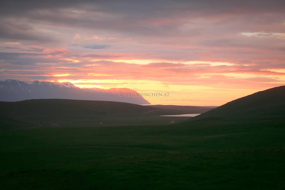 from Mývatn to Húsavík Island