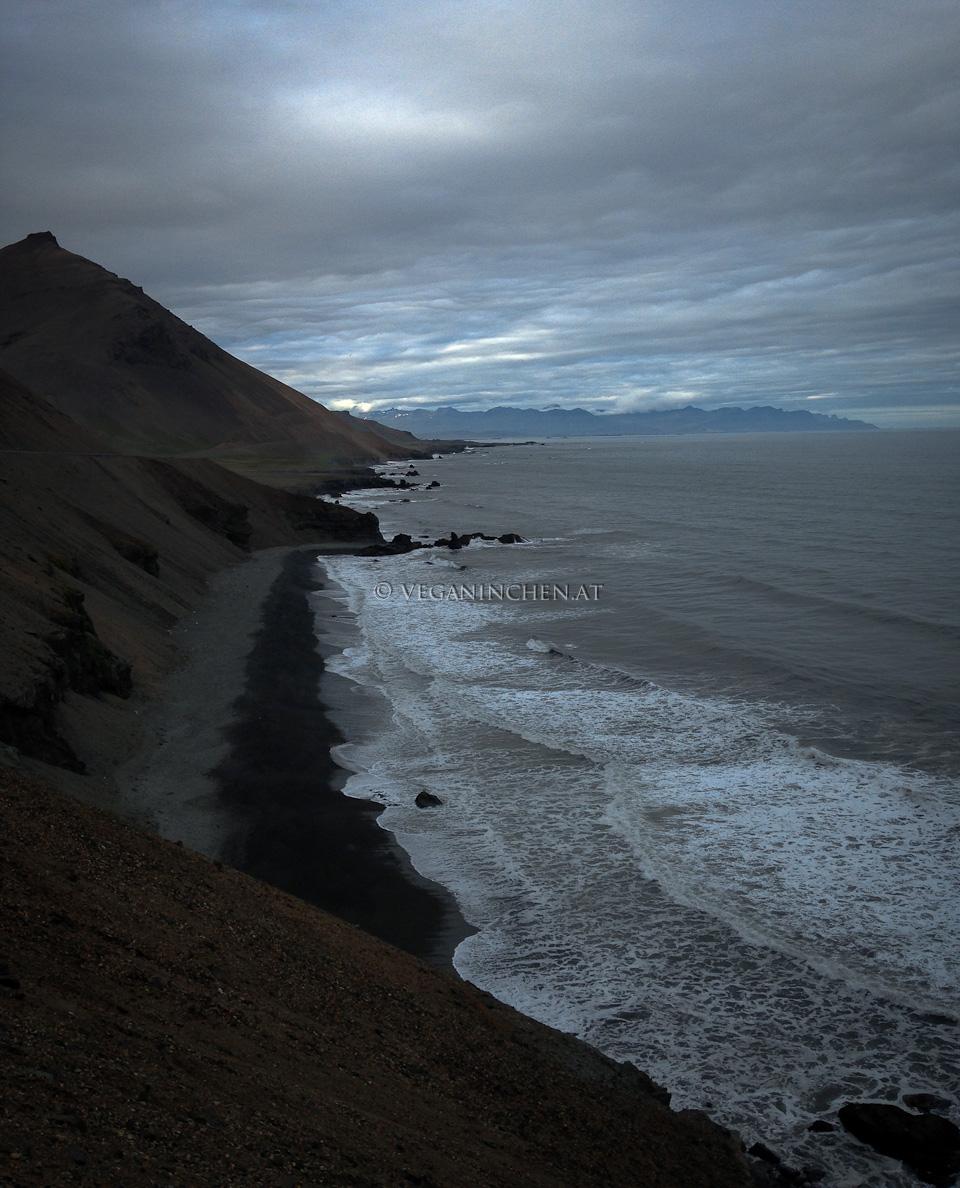 Djupavogshreppur Aussichtspunkt Island