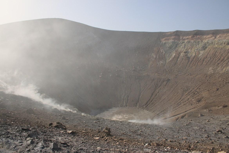 Vulcano Krater veganinchen