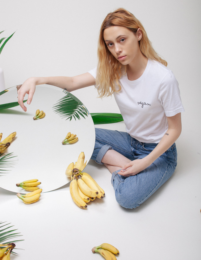 The Vegan Shirt - Veganized World Apparel