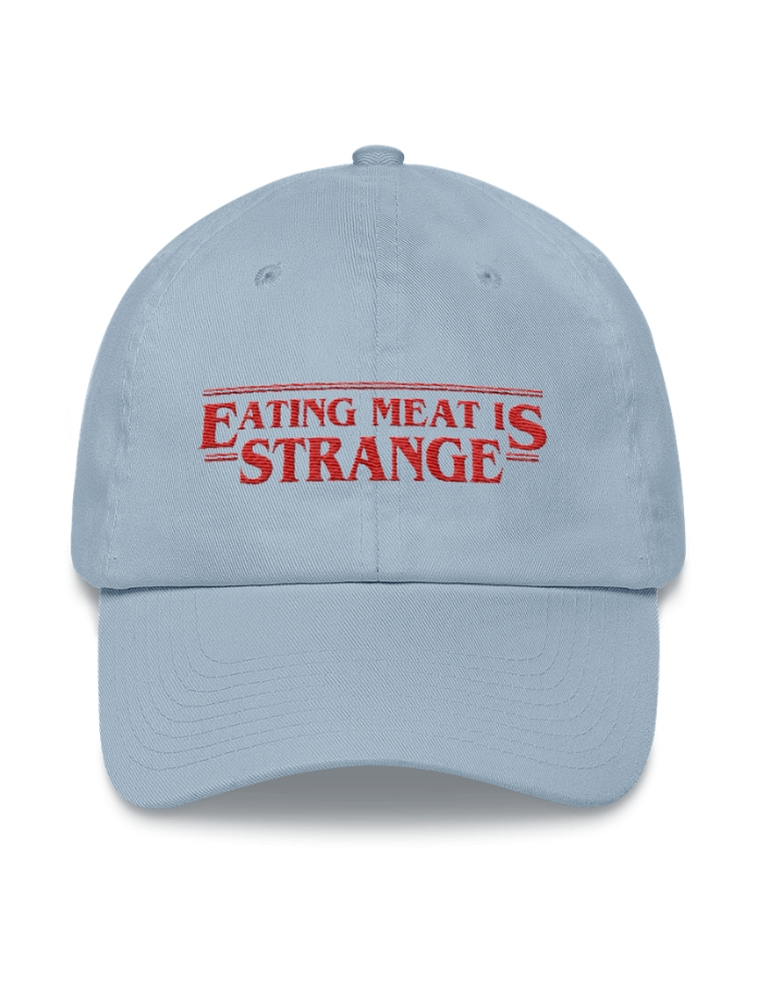The-Eating-Meat-Is-Strange-Shirt-by-Veganized-World