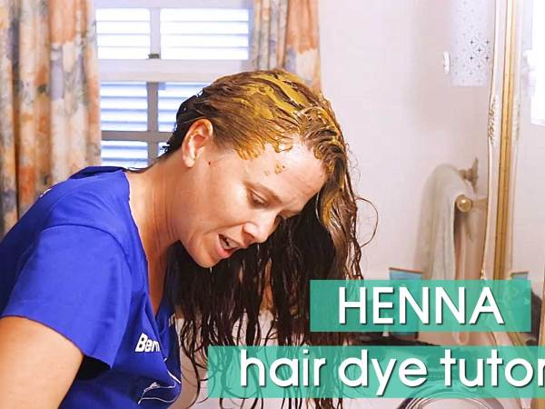 Natural Henna Hair Dye Tutorial: How I Dye My Hair at Home