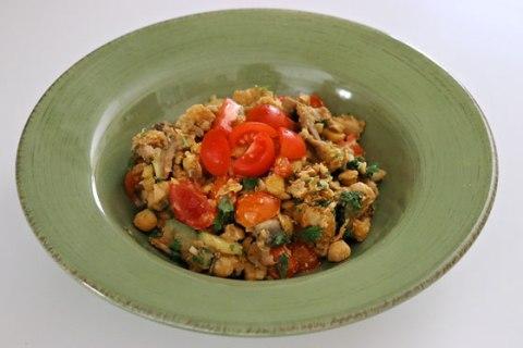 Non-Tofu Scramble Recipe