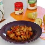 Easy Stovetop Cinnamon Apples