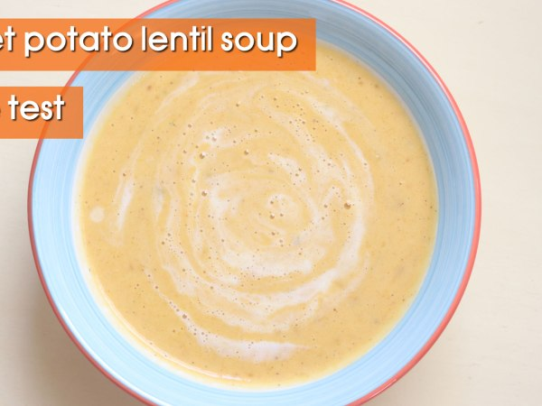 52 Easy & Healthy Vegan Comfort Food Recipes + Sweet Potato Lentil Soup Taste Test Video