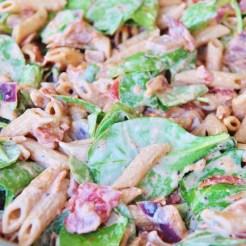 Vegan Penne Pasta Casserole