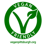 Vegan Pittsburgh Decal