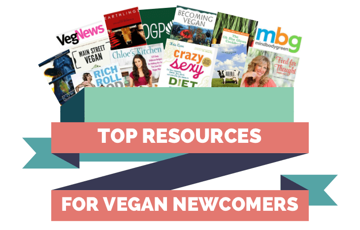 top resources for vegan newcomers veganprogram
