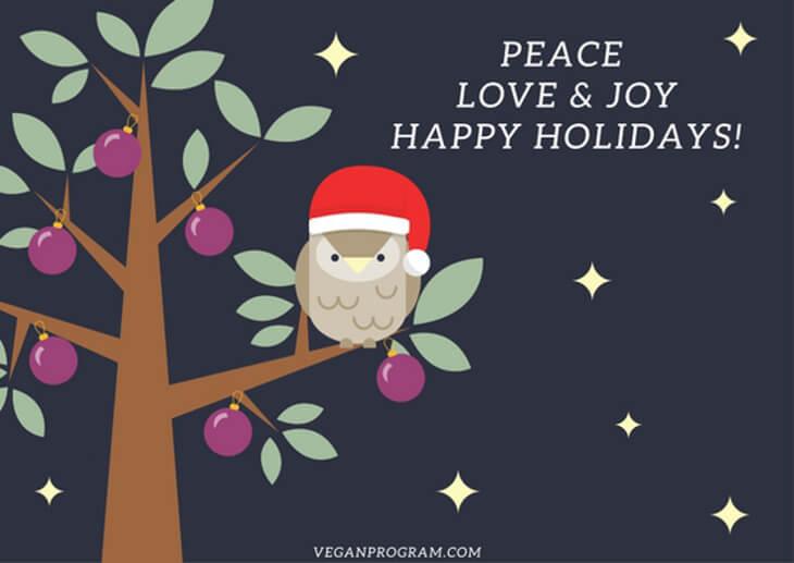 Peace Love Joy Happy Holidays